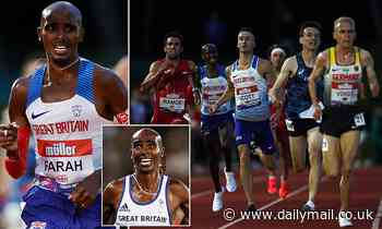 Tokyo Olympics: Mo Farah given final chance to qualify as UK Athletics hastily arrange trial 10,000m