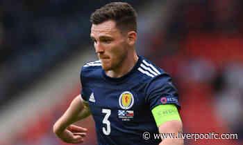 Euro 2020: Robertson's Scotland beaten by Czech Republic