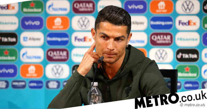 Cristiano Ronaldo responds to transfer rumours after being linked with Manchester United return