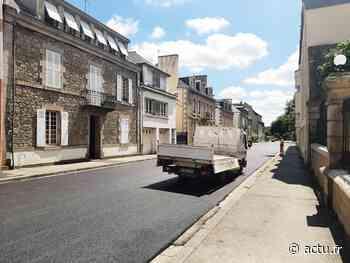 Pontivy : pas de répit pour la rue Nationale jusqu'en 2023 - actu.fr