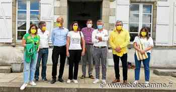 « Ma ville en jaune », le jury du concours en visite à Pontivy - Le Télégramme