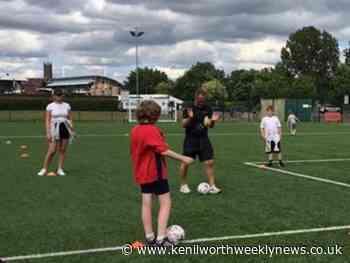 Racing Club Warwick and ILEAP charity partnership off to great start - Kenilworth Weekly News