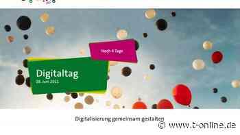 """Bundesweiter Digitaltag: Aktionsbündnis """"Digital für alle"""" informiert über Aktionen - t-online"""
