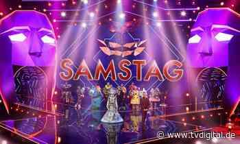 """""""The Masked Singer"""" soll TV-Lagerfeuer am Samstag werden - TV Digital"""
