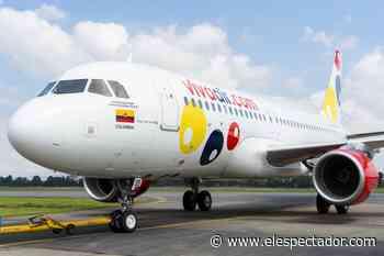 Viva Air inauguró la ruta Medellín-Orlando - El Espectador