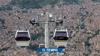 El impacto en 420.000 personas del nuevo metrocable de Medellín - El Tiempo