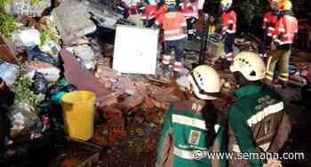 Alcalde de Medellín confirma la muerte de una joven de 16 años tras deslizamientos en el barrio Enciso - Semana