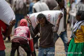 UN official accuses Eritrean forces of deliberately starving Tigray region