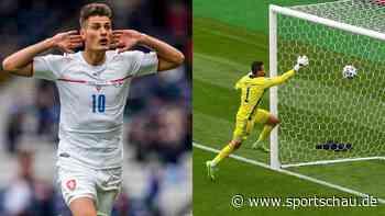 Schottland - Tschechien 0:2, EM-Vorrunde, Gruppe D, 1. Spieltag