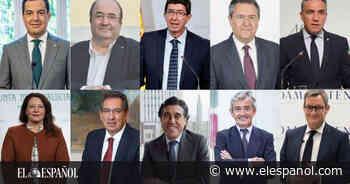 Juan Manuel Moreno y Miquel Iceta participan en el Foro 'La Andalucía pos-Covid', de EL ESPAÑOL - El Español