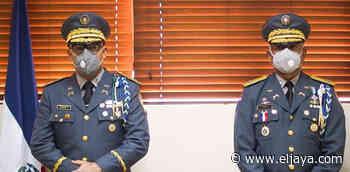 Reemplazan director regional de la Policía de San Francisco de Macorís - El Jaya