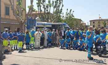 Festa per la Misericordia, nuovi volontari e mezzi - Qui News Valdera