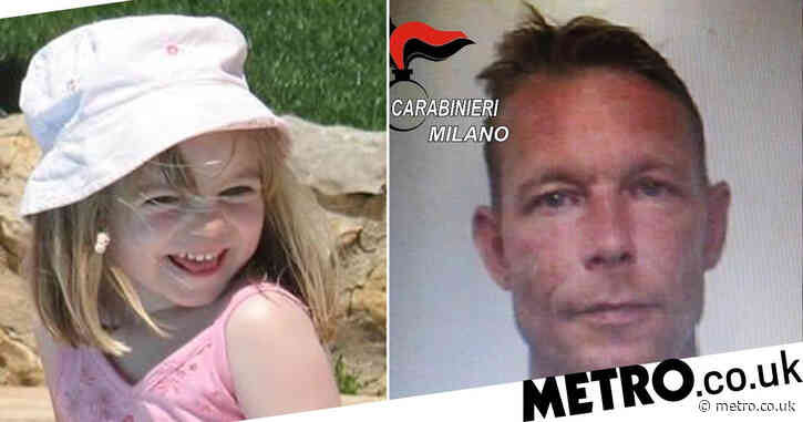 Madeleine McCann suspect tells police to 'give up' as he speaks for the first time
