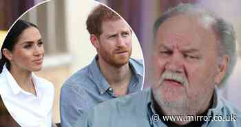 Thomas Markle's growing row with Prince Harry after being 'ghosted like Charles'