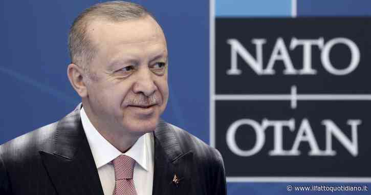 """Nato, Erdogan attacca: """"Turchia lasciata sola contro i terroristi"""". I fronti di scontro con gli alleati, dagli Usa alla Francia"""