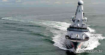 Reino Unido rejeita alegações russas sobre incidente com HMS Dragon perto da Crimeia - Defesa - Agência de Notícias