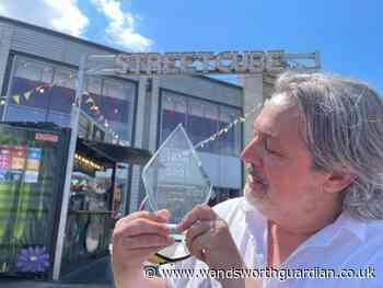 Wandsworth Street Cube wins sustainability award