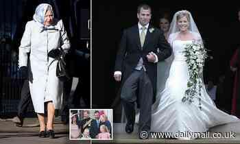 The Queen's eldest grandson Peter Phillips and wife Autumn finally divorce