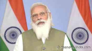 PM Narendra Modi highlights India`s commitment to restore degraded land at UNGA