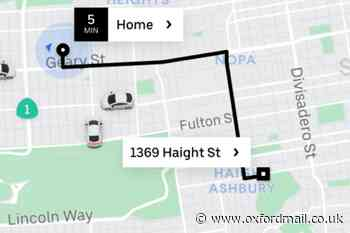 Uber launching in Oxford with its new 'local cab' pilot