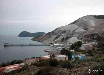 Lipari, cave di pomice, Samonà propone un parco geominerario - Quotidiano di Sicilia