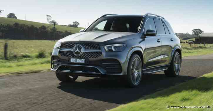 2020 Mercedes-Benz GLE recalled with potential dashboard and airbag fault