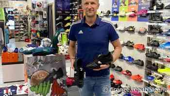 Fucecchio corre agli Europei con le scarpe dell'arbitro Daniele Orsato - La Repubblica Firenze.it