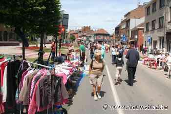 Opnieuw kermis en rommelmarkt in het dorp (Drogenbos) - Het Nieuwsblad