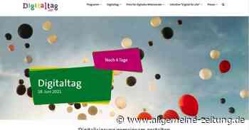 Aktionsbündnis «Digital für alle» informiert über Aktionen - Allgemeine Zeitung