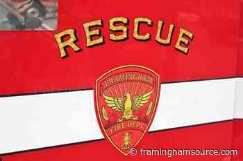 UPDATED: 3 Ambulances & Medical Helicopter Requested For Framingham Address - framinghamsource.com