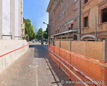 Mercoledì 16 giugno corso Cabassi a Carpi chiuso per smontaggio gru - sassuolo2000.it - SASSUOLO NOTIZIE - SASSUOLO 2000