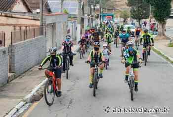 Pinheiral realiza passeio ciclístico em comemoração ao aniversário... - Diario do Vale