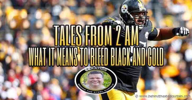 Podcast: What does it mean to bleed black and gold?