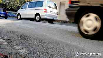 Splittarbeiten an den Straßen stehen im Stadtgebiet Kleve an - NRZ