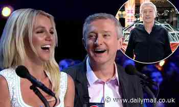 Louis Walsh claims Britney Spears was on 'so much medication' during X Factor USA in 2012