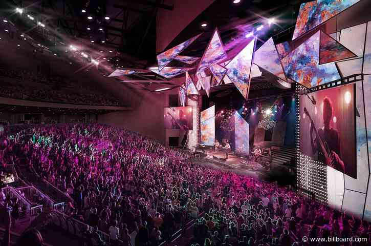 Live Nation to Book New 6,000-Capacity Los Angeles Venue