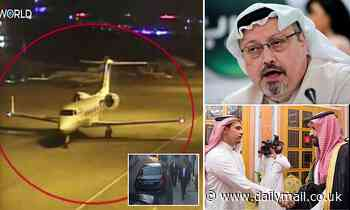 Saudi assassins flew to Cairo and collected the drugs used to poison Jamal Khashoggi