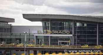 Retrasos en el aeropuerto El Dorado por tormenta eléctrica en la madrugada del sábado - Semana