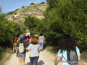 Alicante finaliza la temporada de los Senderos de Primavera con más de 360 participantes - Diario de Alicante
