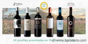 La DOP Jumilla logra 19 medallas en las catas de primavera de la publicación 'The Drink Business' - Agrodiario