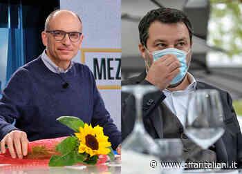 Bomba migranti sul governo. Neanche Draghi può mettere d'accordo Letta-Salvini - Affaritaliani.it