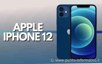 iPhone 12 da 128 GB a prezzo BOMBA (-140€) - Punto Informatico