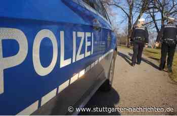 Auf Feldweg in Tamm - Autofahrer streift Mann und gefährdet weitere Personen - Stuttgarter Nachrichten