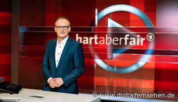 """""""Hart aber fair"""" geht heute mit schwierigem Thema in die Sommerpause - DIGITAL FERNSEHEN - Digitalfernsehen.de"""
