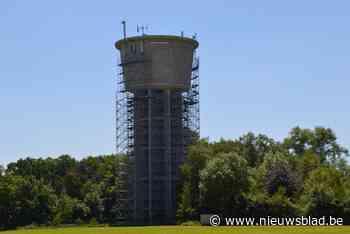 44 meter hoge Westmalse 'kathedraal van het water' krijgt opfrisbeurt