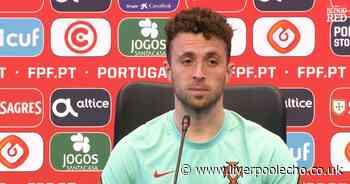 Diogo Jota details Euro 2020 aim and makes 'extra motivation' claim