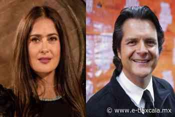 Ariel López Padilla reprobó a Salma Hayek porque no asistía a clases en el CEA - e-Tlaxcala Periódico Digital de Tlaxcala