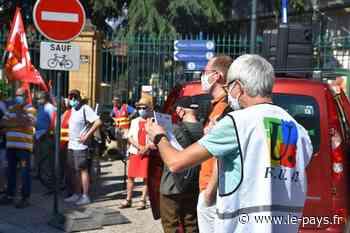 Roanne : ils manifestent contre la montée du racisme et des idées d'extrême droite - le-pays.fr