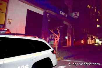 SUSTO: idosa fica presa em agência bancária de Esteio - Agência GBC