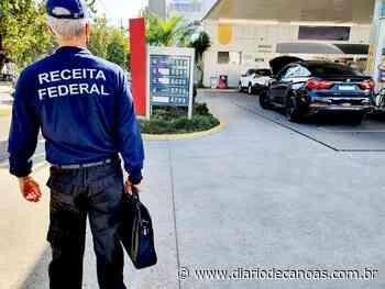 Postos de Canoas, Esteio, Igrejinha e Sapiranga são alvos de operação da Receita Federal - Diário de Canoas